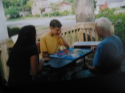 Aggravation-A Game of Family Fun