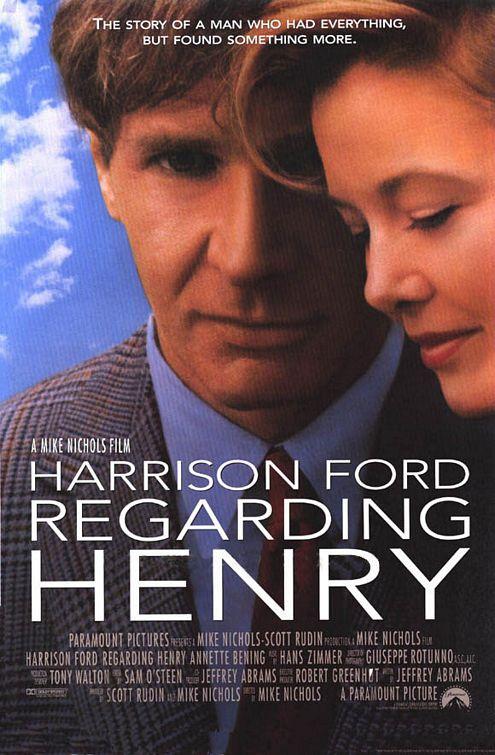 Regarding Henry Poster
