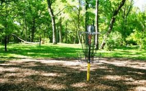Disc Golf at Sedgley Woods, Fairmount Park