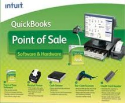 Quickbooks Point Of Sale Review Quickbooks cash register hardware review