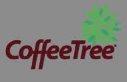Coffee Tree's logo makes it easy to spot.