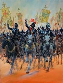 The Conquistadors