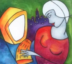A CONVERSATION WITH MY CREATIVE MIND...by b. Malin
