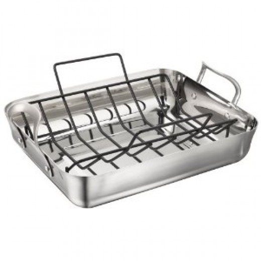 Calphalon Stainless Steel Roasting Pan (LRS1805P)