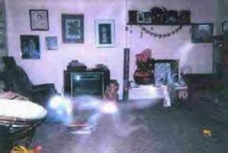 Many abductees report ghostly activity and hauntings. Would real aliens produce this kind of effect or is this just the demonic activity of old?
