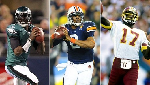 VICK- CAM- WILLIAMS:  the present, the future and the past