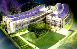 NASA's Sustainability Base