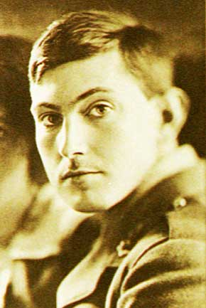 People were greatly drawn to George Mallory's good looks and personal charm