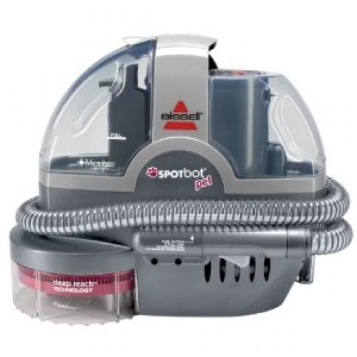 Bissell SpotBot Pet Compact Deep Carpet Cleaner