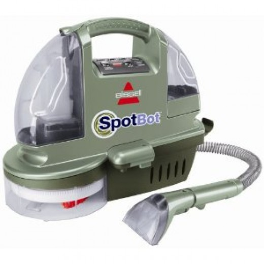 Bissell SpotBot Compact Deep Carpet Cleaner