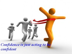 how to gain confidence, building confidence