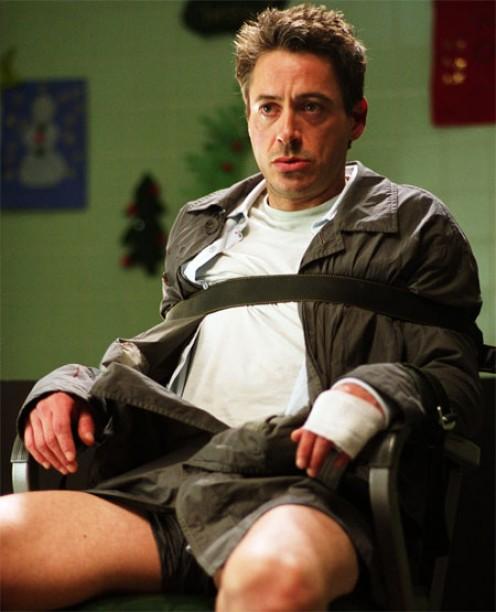 Robert Downey Jr. in a shot from Kiss Kiss, Bang Bang