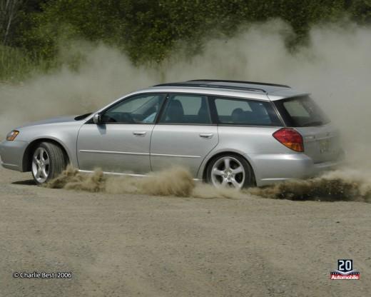 2006 Subaru Legacy GT Wagon