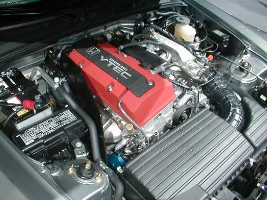 Super Four - 2 Liters - Rear Wheel Drive