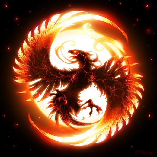 Phoenix by isvin