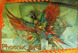 Phoenix Bird by MissDaisy44