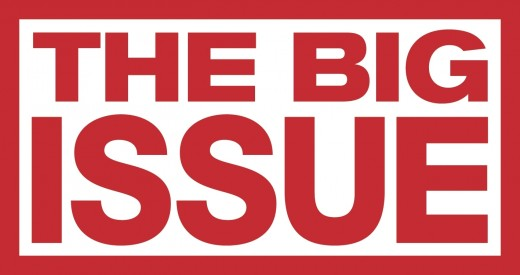 The Big Issue - logo.