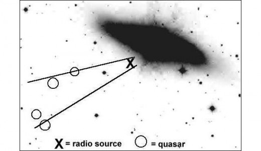exploding galaxy M 82 n
