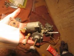 Assembled Carburetor