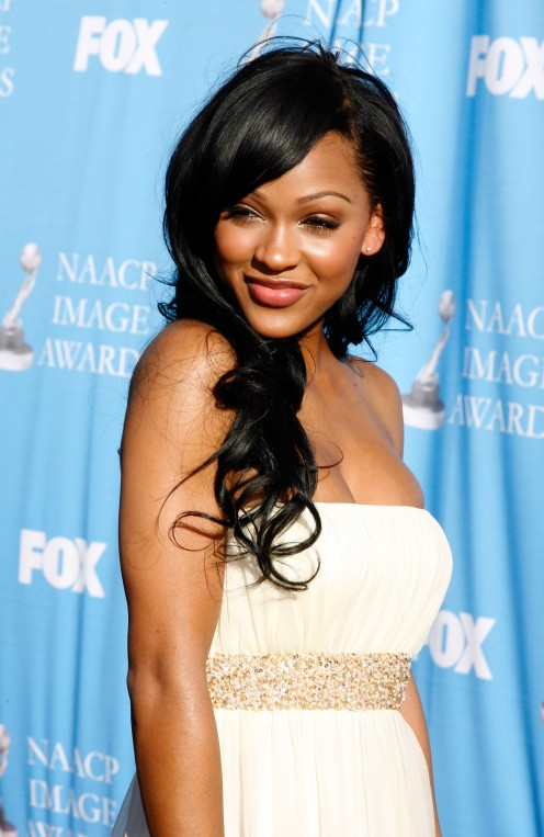 Actress Meagan Good is well known among audiences and quite the enchanter.