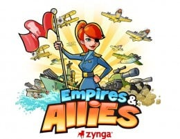 The new craze online... Empires and allies...