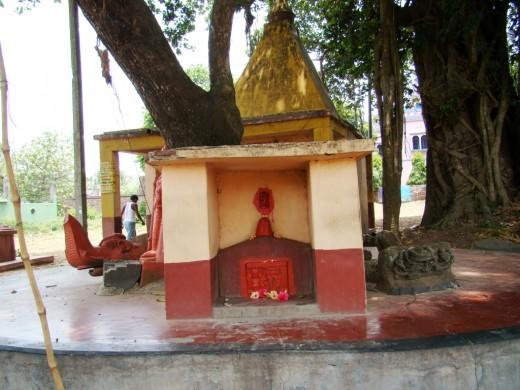 Small temple of BATUK BHAIRAV
