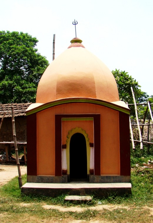 The Ekratna temple of Har-Parvati