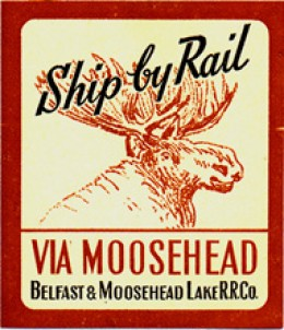 Belfast and Moosehead Railroad