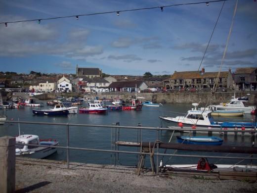 PorthLeven Harbor