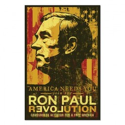 Ron Paul 2012: Will You Vote Ron Paul For President? America Presented With Election Season Platform