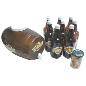 Mr. Beer puts the power to brew premium beer in the palm of your hand.