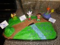 How to Make a Dora Birthday Cake: Fun and Simple