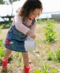 How to teach your children gardening and gardening tools