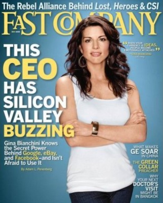 I rate Fast Company magazine 2 out of 5.