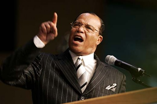 Louis Farrakhan, Nation of Islam