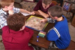 Board games can help teach life skills, as well as, get kids, and adults alike, thinking.