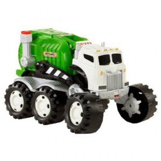 Stinky the Garbage Truck - Best Toy For 2013