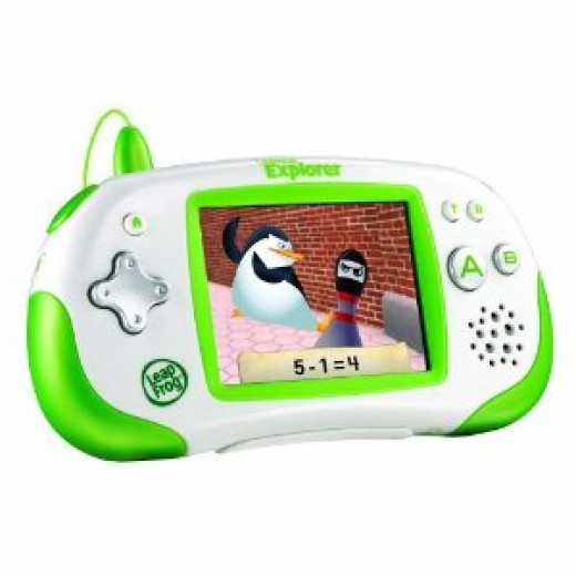 LeapFrog Leapster - Best Selling Toy For 2013