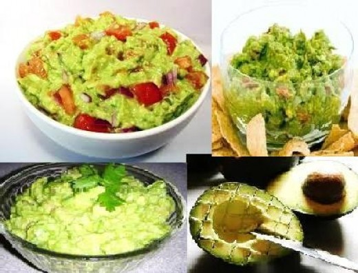 How to make Avocado or  Guacamole Dip