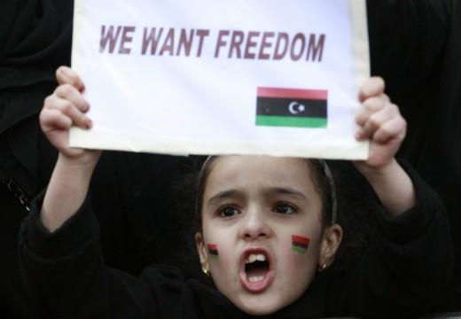 ANARCHY in Libya