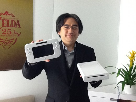"Iwata-san, ""Wii"" would like to know what the hell you guys are thinking."