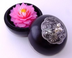 Beautiful Siam (Thai) Soap Flower Carvings: See How They Carve Them in Thailand!