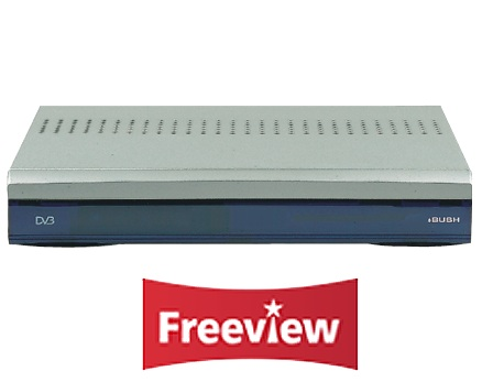 Be ready for the switchover. A freeview box has a wide variety of additional channels to view.