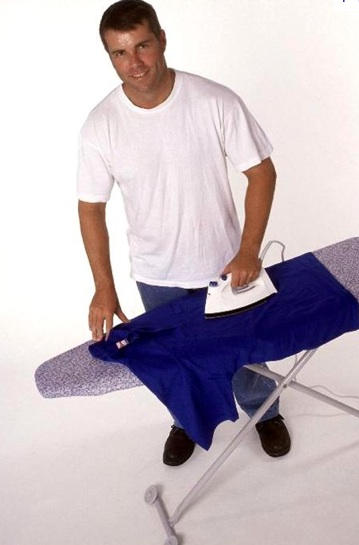 How To Iron a Man Tailored Shirt