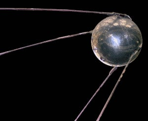 Sputnik 1 Worlds first artificial satellite