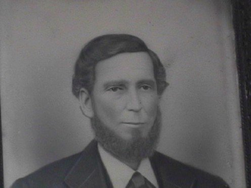 the Reverend Fletcher Golden, father of Grace Golden Clayton, who was so affected by the plight of the children who were left fatherless by the Monongah Mining Disaster, she was moved to create the very first, first Father's Day , July 05, 1908
