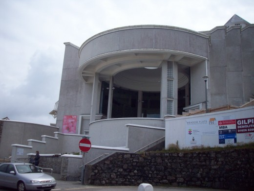 Tate Gallery, St. Ives, Cornwall