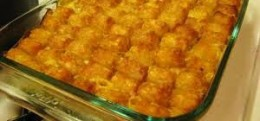 How to make Tater-Tot Casserole