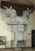 Bull Capital, c. 500 B.C.E., Louvre, Paris