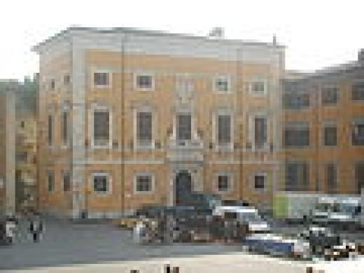 Palazzo del Consiglio dei Dodici by Sailko